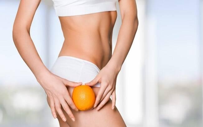 Aposte nos exercícios para acabar com a celulite e eliminar o aspecto de casca de laranja na pele