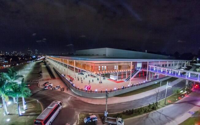 São Paulo Expo, o novo local do Salão do Automóvel de São Paulo, ainda tem futuro pela frente