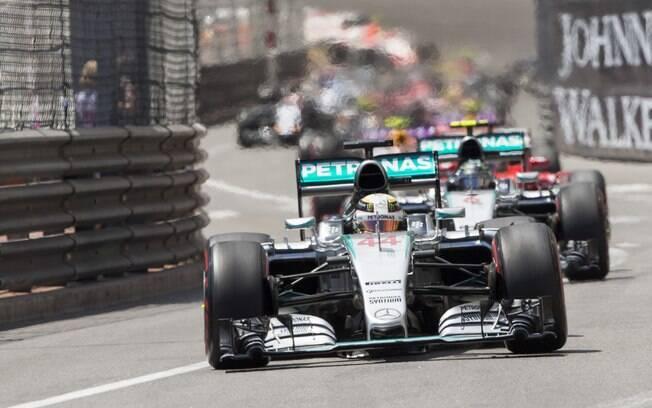 Taxistas ameaçam bloquear acesso ao GP de Mônaco da Fórmula 1.