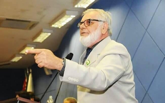 Antonio Santos,O Politizador, morreu em casa, aos 78 anos