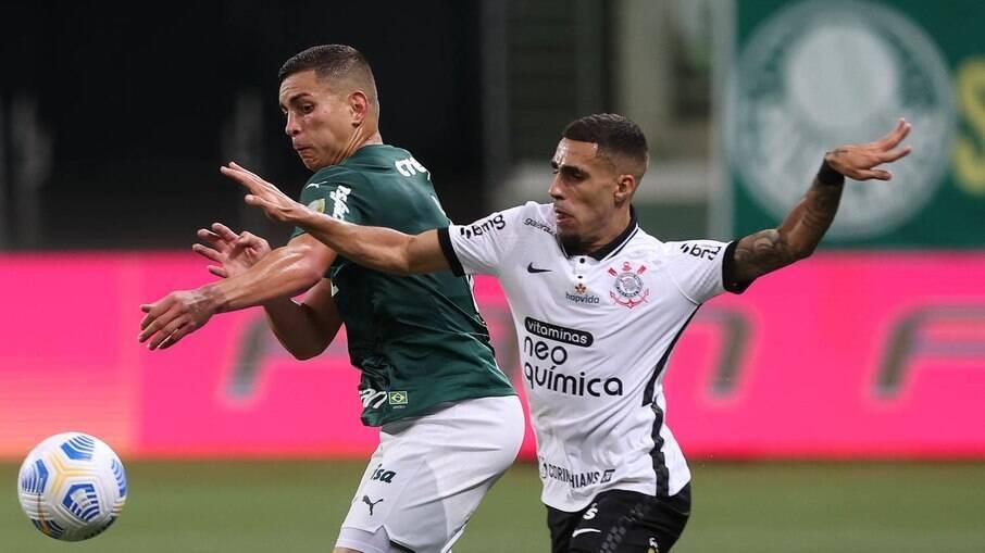 Palmeiras visita o Corinthians pela Libertadores
