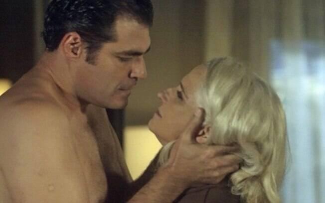 Vera Holtz em ''A Lei do Amor''