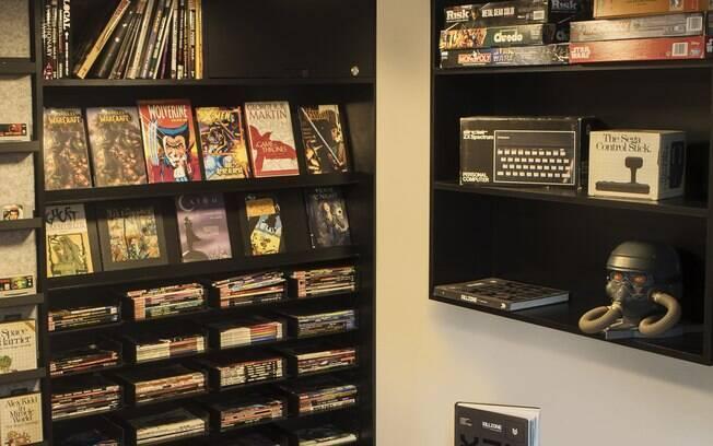 The Arcade Hotel Amsterdam, Países Baixos, está entre as hospedagens que possuem inúmeras opções de lazer geek