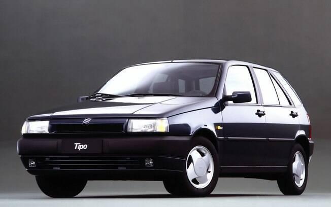 Fiat Tipo foi um dos modelos mais vendidos de sua época. Depois do escândalo, as vendas baixaram