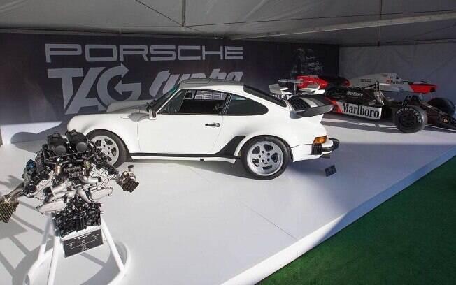 Porsche 930 com motor de Fórmula 1 provavelmente é um dos projetos mais insanos do universo automotivo