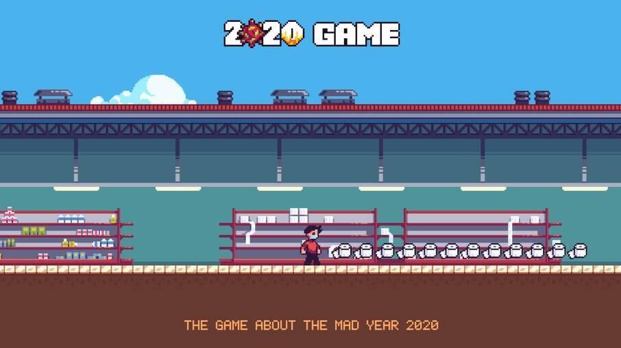 2020 Game relembra piores momentos do ano