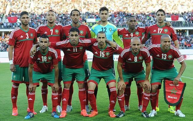 Seleção marroquina de futebol 946c620db0200