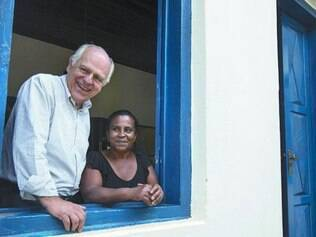 Pimenta da Veiga visitou São João Evangelista, no Vale do Rio Doce
