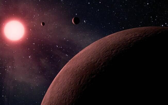 Agência espacial americana, Nasa divulgou 219 novos candidatos a planetas descobertos; dez deles podem abrigar vida