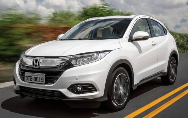 Honda HR-V Touring traz motor 1.5 do Civic e teto-solar como equipamentos exclusivos