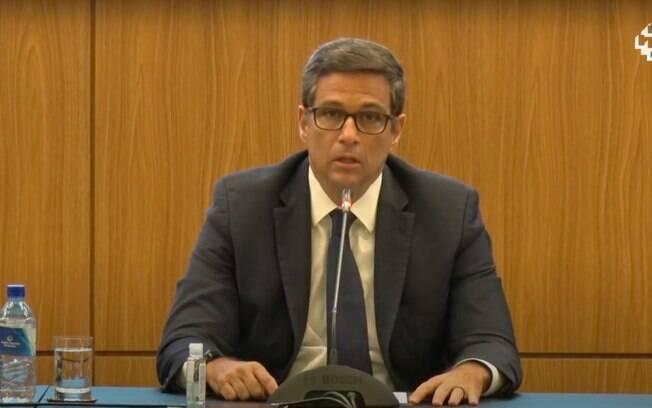 Roberto Campos Neto, presidente do Banco Central (BC)