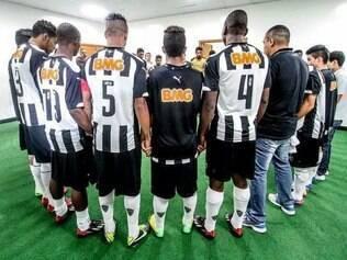Comandados de Rogério Micale estão focados no objetivo de conquistar o tetra da Copa São Paulo