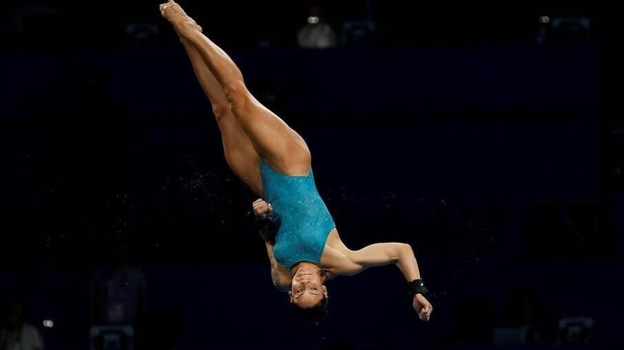 Ingrid Oliveira nos Jogos de Tóquio