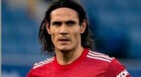Astro do United diz que Cavani não está feliz com CR7