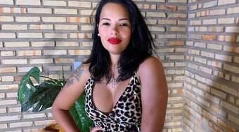 Ariadna Arantes quer ser mãe