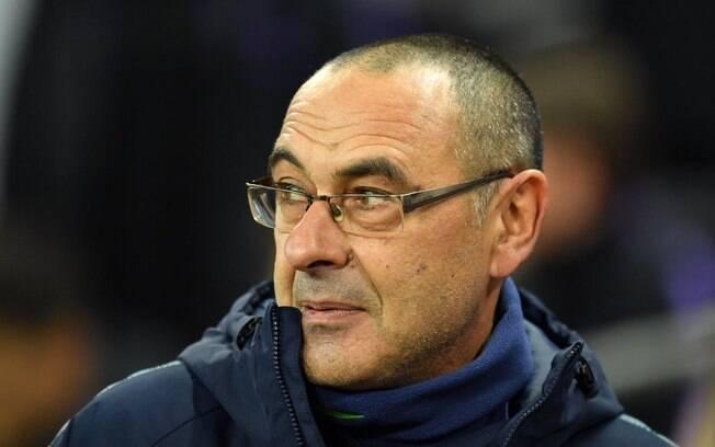 Maurizio Sarri vai substituir Massimiliano Allegri na Juventus