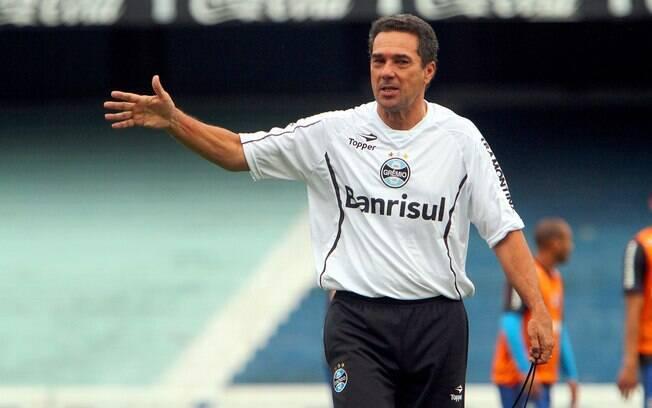 Vanderlei Luxemburgo terá o retorno de  Gilberto Silva e Marco Antonio ao Grêmio