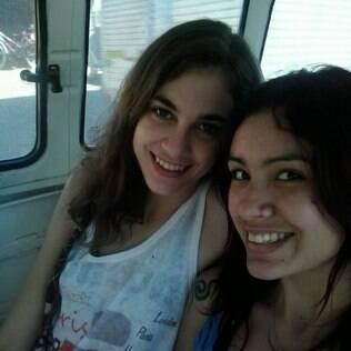 Yunka Mihura e Joana Palhares