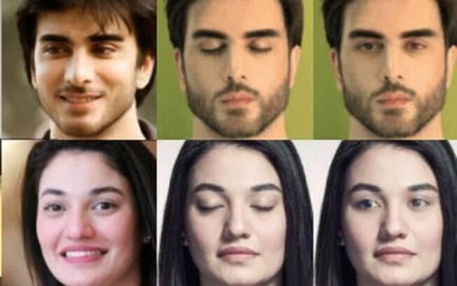 Novo recurso de Inteligência Artificial desenvolvido por engenheiros do Facebook permite correção em fotos que usuários piscaram e saíram com olhos fechados