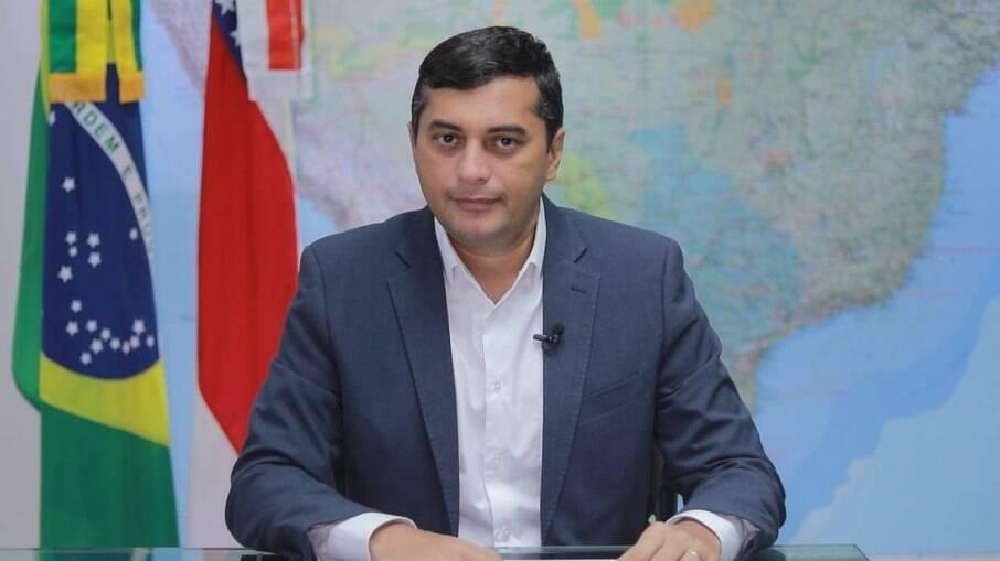 Governador do Amazonas Wilson LIma (PSC)