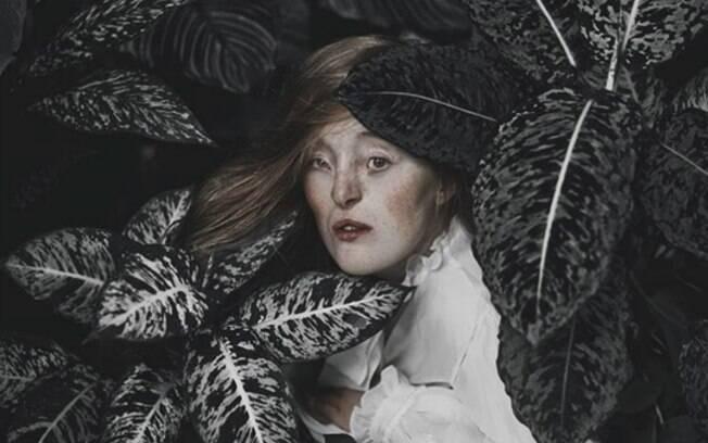 A modelo Ilka Brühl defende que sua má formação é o que a torna única e defende a diversidade