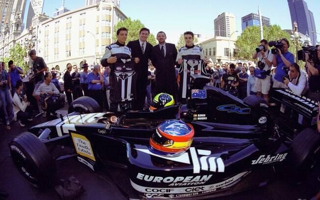 Tarso Marques (1996-1997, 2001): ex-companheiro de Alonso na Minardi, fez 26 corridas na F1. Hoje corre apenas como convidado e se dedica mais em comandar a Tarso Marques Concept, sua empresa que estiliza carros e motos de luxo