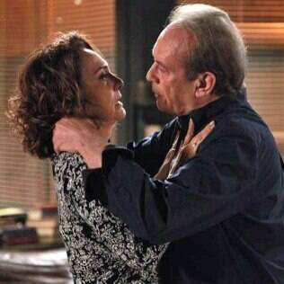 Herbert e Ordália trocam declarações