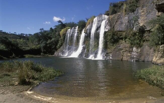 Rios e cachoeiras fazem de Carrancas um paraíso em Minas Gerais