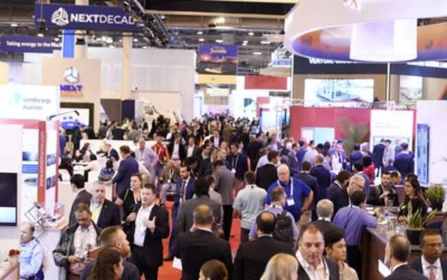 A Gastech será realizada em Dubai, no Dubai World Trade Center, de 21 a 23 de setembro de 2021