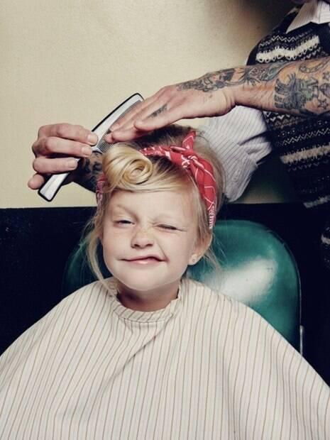 Muitas mulheres tem medo de cortar o cabelo