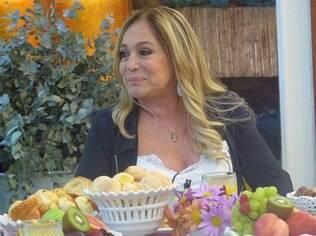 Susana Vieira no 'Mais Você'