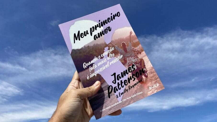 Livro Meu Primeiro Amor de James Patterson