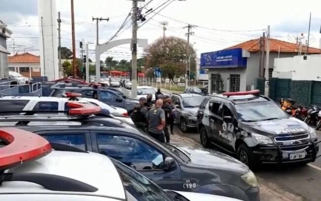 Operação prende duas pessoas na região de Campinas por tráfico de anabolizantes