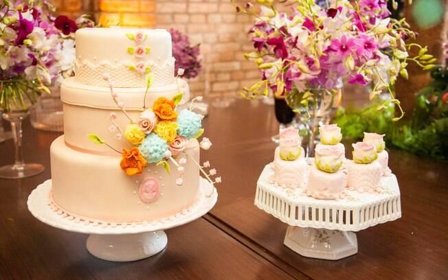 Bolo de casamento, qual você gostou? 2