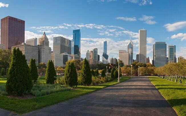 Fã de parques e sem saber o que fazer em Chicago? Vá direto para o Millennium Park, recheado de arte e natureza