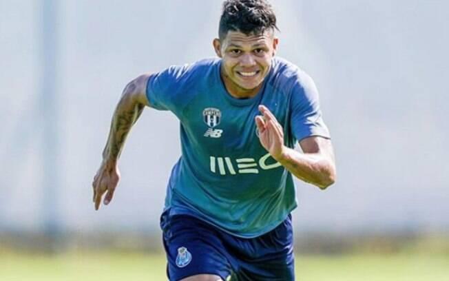 Evanilson, ex-Fluminense, atualmente joga no Porto