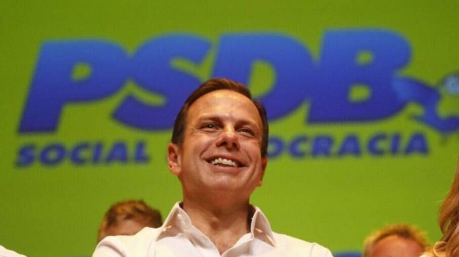 Doria é um dos cotados a se candidatar pelo partido tucano à presidência em 2022