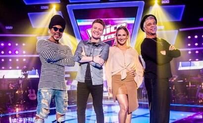 "Jurados do ""The Voice"" podem ser substituídos na Globo"
