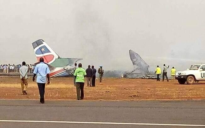 Companhia sul-sudanesa South Supreme Airlines começou a operar em setembro de 2013