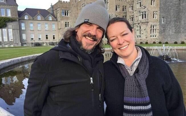 Os norte-americanos Kurt Cochran e sua esposa, Melissa, celebravam 25 anos de casamento  em viagem pela Europa