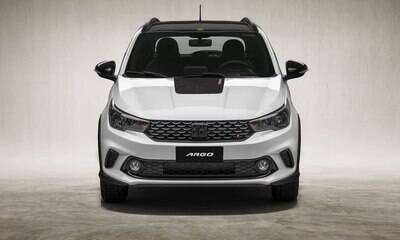 Fiat Argo volta a ser o carro mais vendido do Brasil