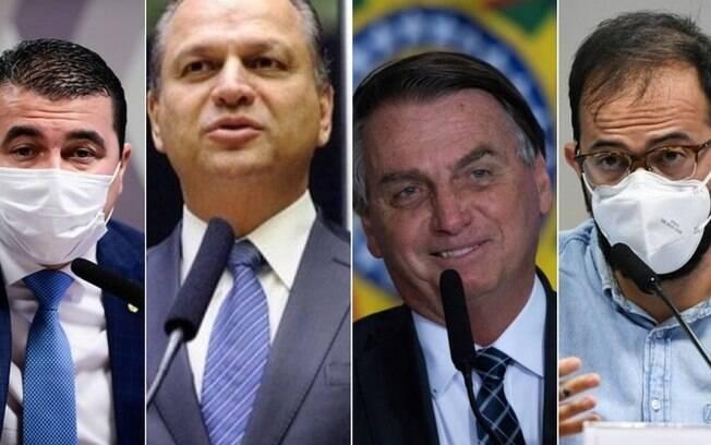 CPI da Covid: Quem é quem no escândalo Covaxin