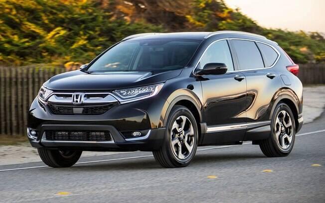 Honda CR-V ganhou bastante modernidade em seu projeto. Entretanto, alguns ajustes deverão ser revistos