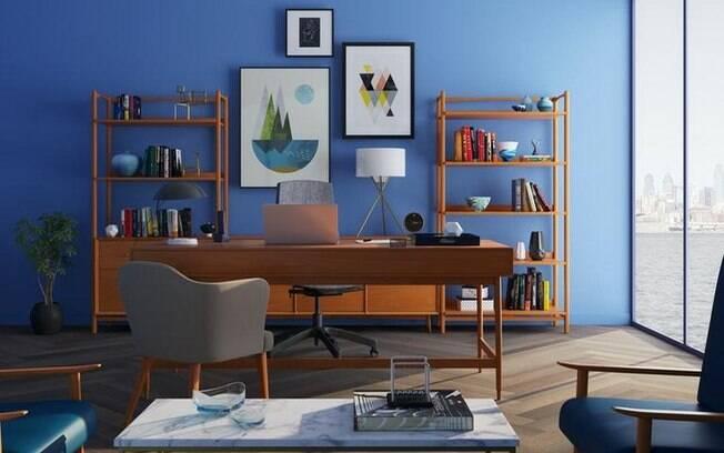 O poder das cores: descubra quais são os melhores tons para a sua casa