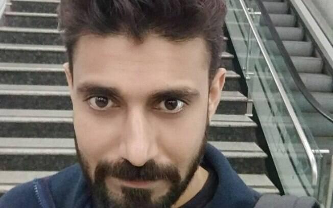 Rajesh Maru, que foi puxado pela máquina de ressonância magnética, morreu depois de inalar oxigênio líquido