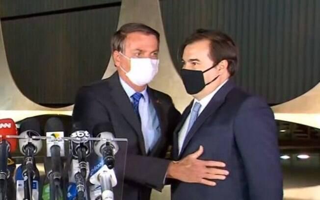 Discurso de Bolsonaro nesta quarta-feira (12)