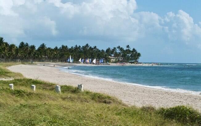 Maracaípe, em Pernambuco: destaque da zona de Porto de Galinhas