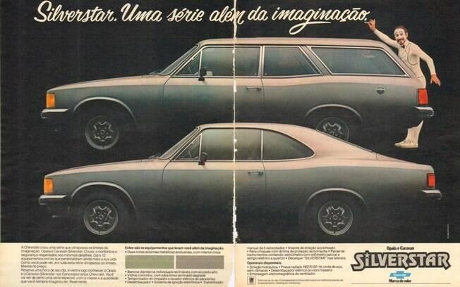 De tão esquecida, chega a ser difícil encontrar conteúdo sobre a Chevrolet Caravan Silverstar na internet