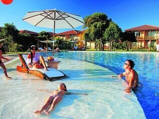 Resort. Programa ideal para quem quer curtir o fim de ano com toda a família