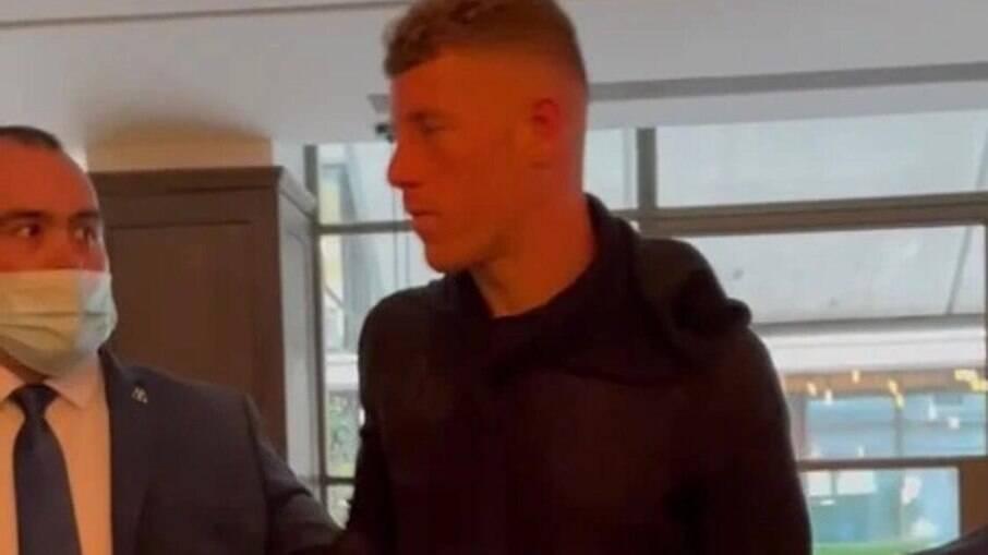 Barkley foi expulso de bar em Londres